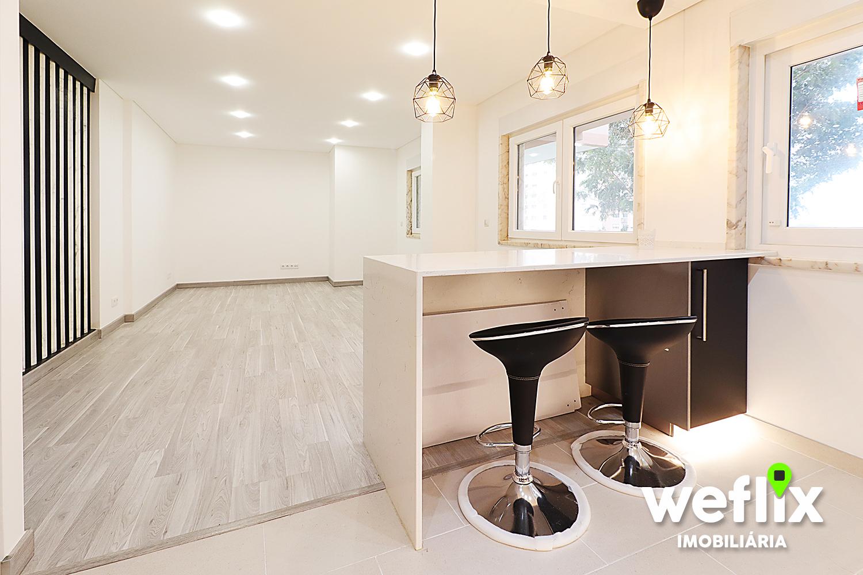 apartamento sao marcos cacem t2 remodelado - weflix imobiliaria 2b