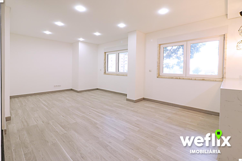 apartamento sao marcos cacem t2 remodelado - weflix imobiliaria 2d