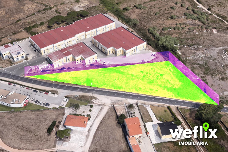 terreno terrugem posto combustivel - weflix imobiliaria 1a2