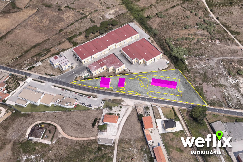 terreno terrugem posto combustivel - weflix imobiliaria 1b2a