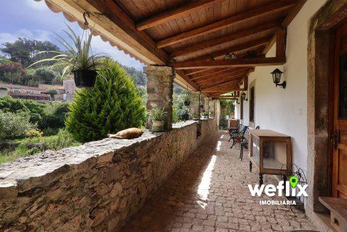 quinta em sintra com 2 casas independentes - weflix real estate 1h