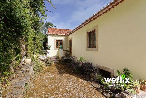 quinta em sintra com 2 casas independentes - weflix real estate 4d