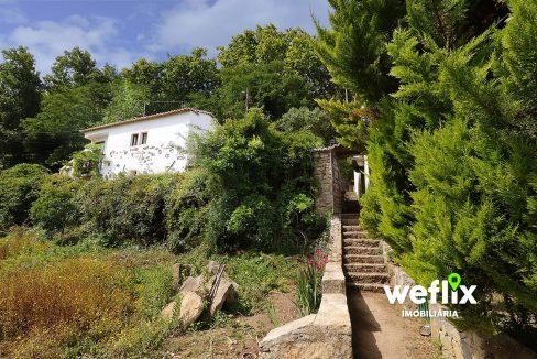 quinta em sintra com 2 casas independentes - weflix real estate 5a