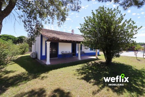 quinta terreno moradia em coruche - weflix imobiliaria real estate 1