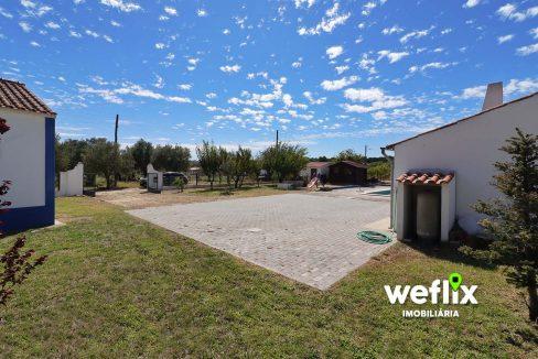 quinta terreno moradia em coruche - weflix imobiliaria real estate 2b