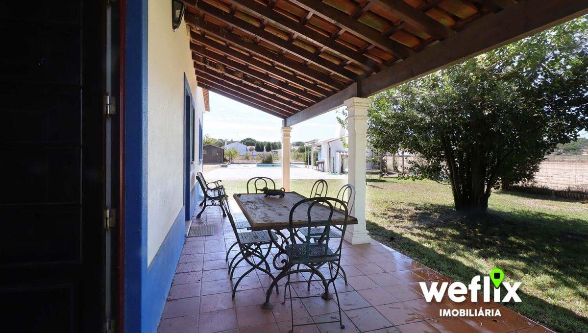 quinta terreno moradia em coruche - weflix imobiliaria real estate 7a
