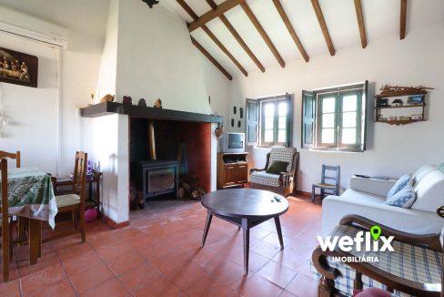 quinta terreno moradia em coruche - weflix imobiliaria real estate 7c