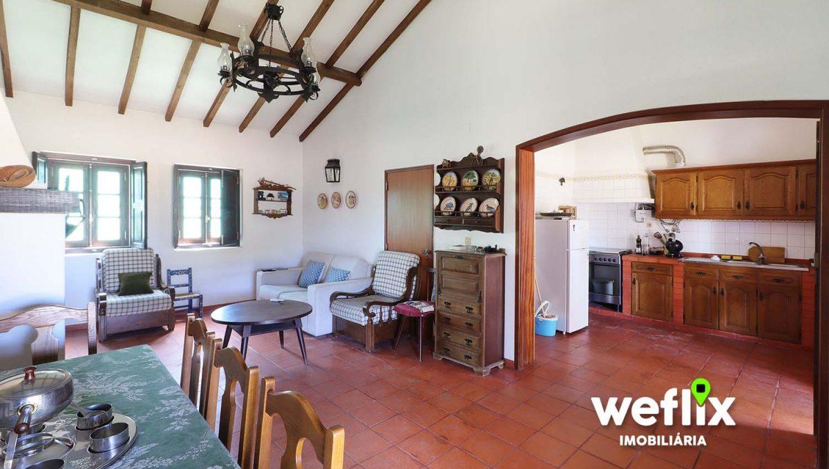 quinta terreno moradia em coruche - weflix imobiliaria real estate 7e