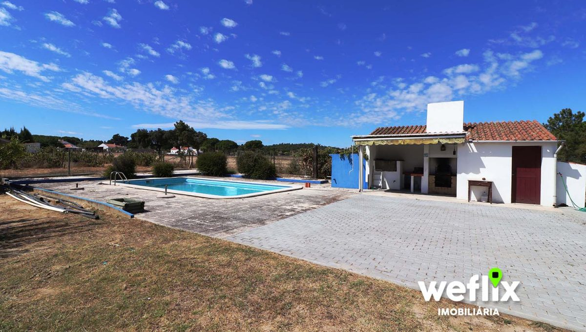 quinta terreno moradia em coruche - weflix imobiliaria real estate 8