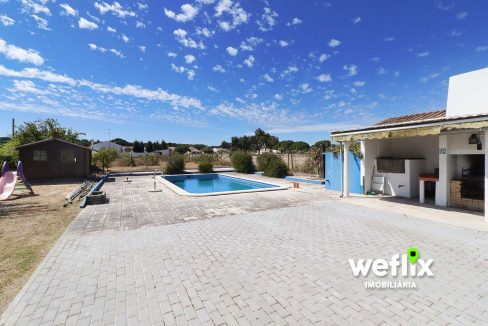 quinta terreno moradia em coruche - weflix imobiliaria real estate 8a