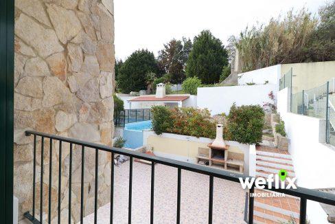 moradia beloura I com piscina - weflix imobiliaria 6e