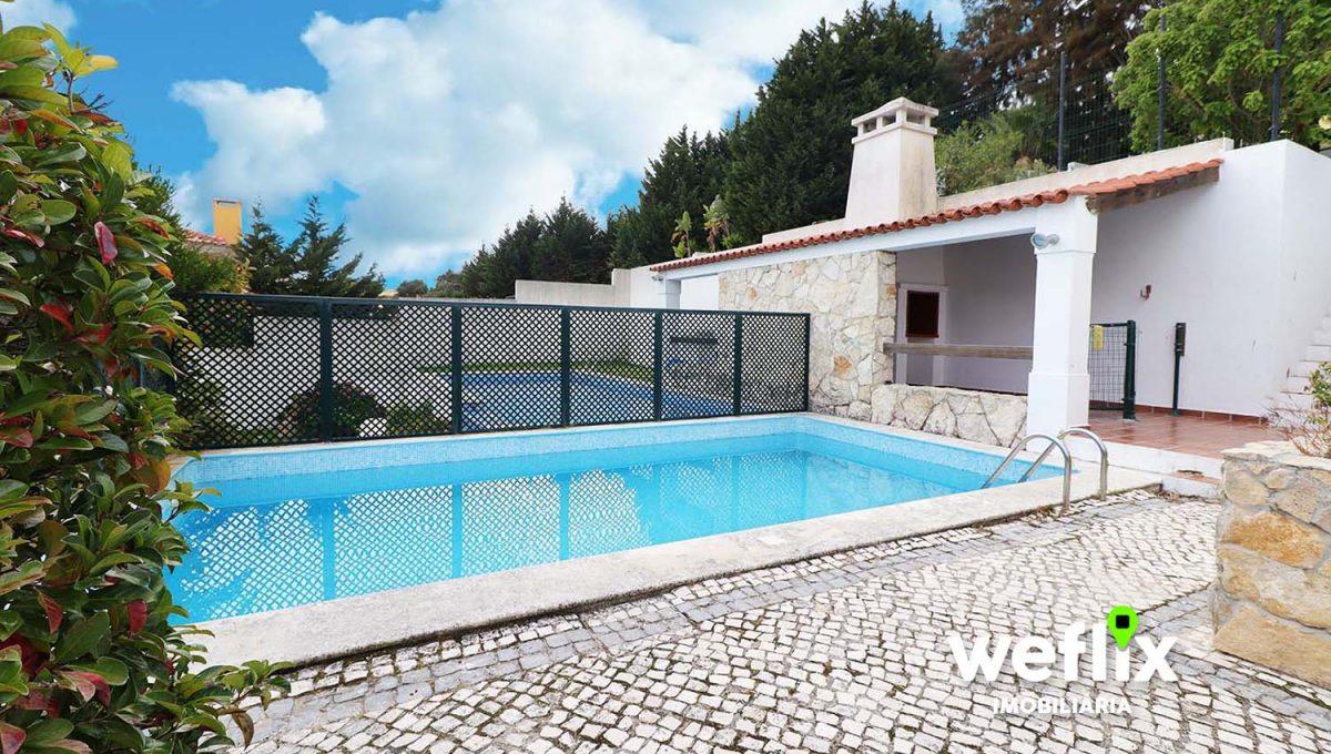 moradia beloura I com piscina - weflix imobiliaria 7b