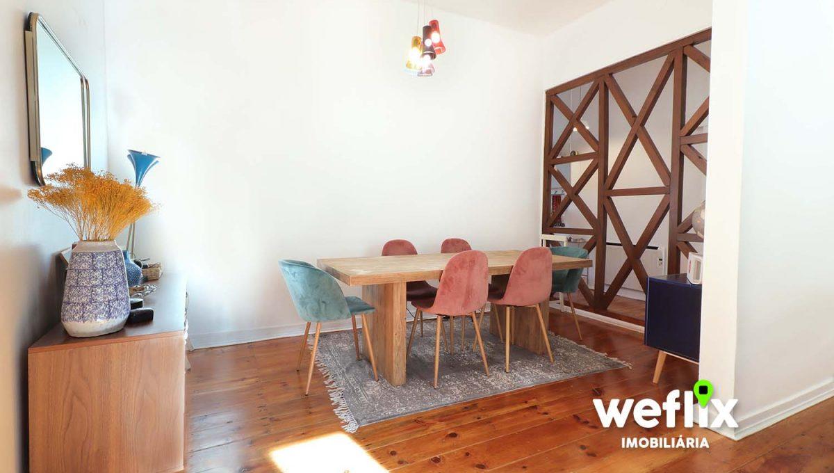 apartamento t3 ajuda - weflix imobiliaria 1
