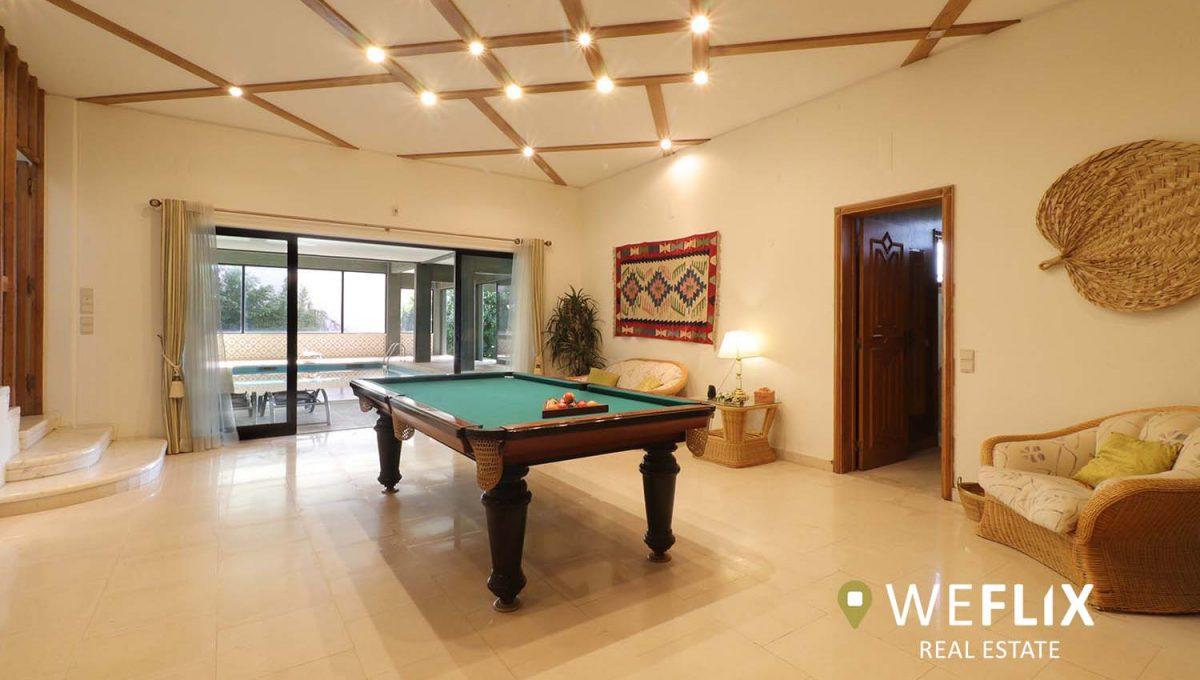 moradia cascais com piscina - weflix real estate 4c
