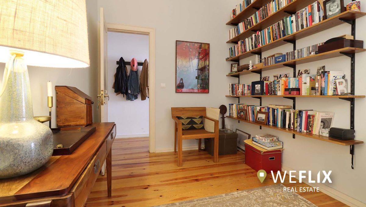 apartamento t3 em campo de ourique - weflix real estate 1e