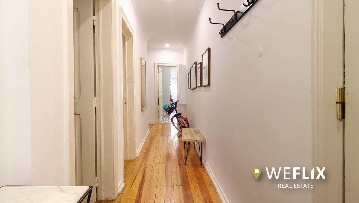 apartamento t3 em campo de ourique - weflix real estate 3