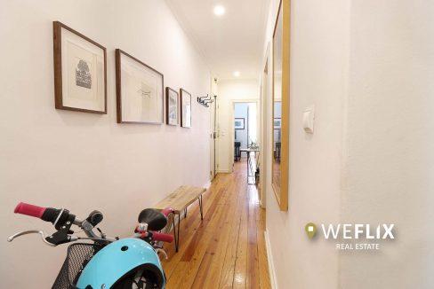 apartamento t3 em campo de ourique - weflix real estate 3a