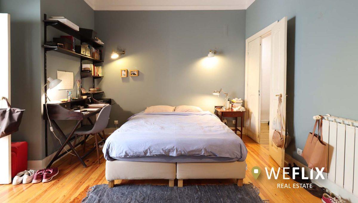 apartamento t3 em campo de ourique - weflix real estate 4a