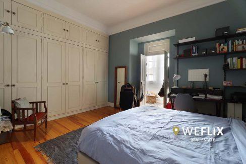 apartamento t3 em campo de ourique - weflix real estate 4b