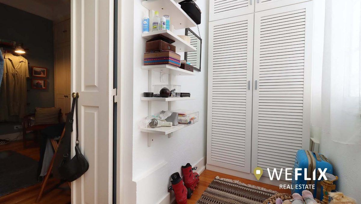 apartamento t3 em campo de ourique - weflix real estate 4d