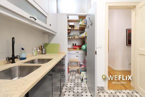 apartamento t3 em campo de ourique - weflix real estate 5b
