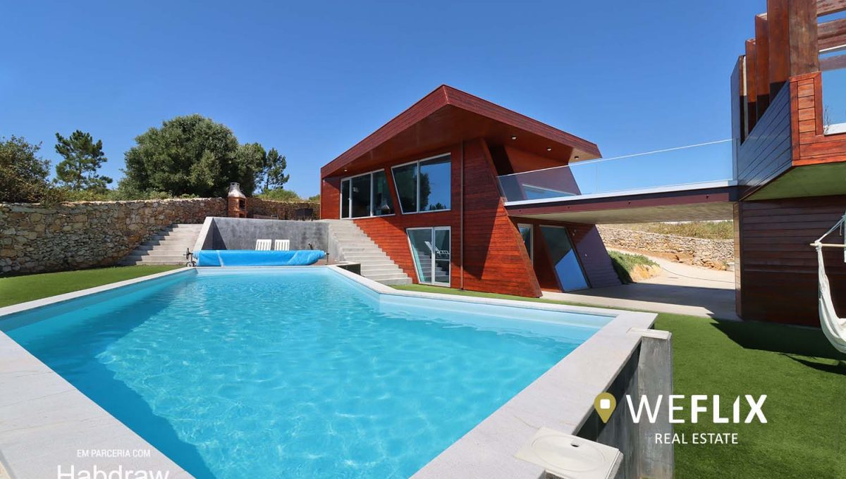moradia na ericeira mafra com piscina - weflix imobiliaria 1