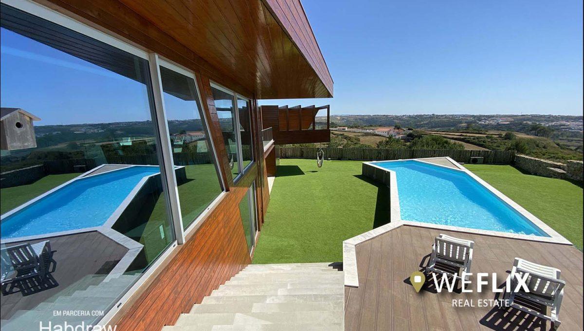 moradia na ericeira mafra com piscina - weflix imobiliaria 2b