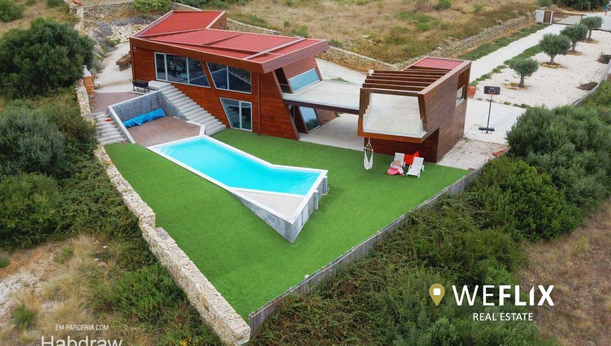 moradia na ericeira mafra com piscina - weflix imobiliaria 9h2