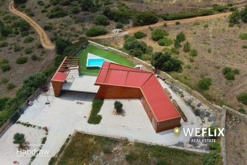 moradia na ericeira mafra com piscina - weflix imobiliaria 9k2