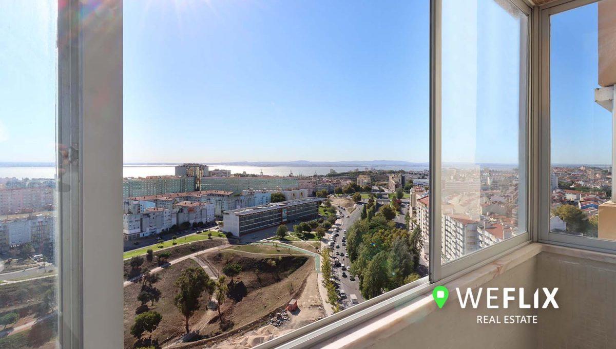 apartamento t3 no arreiro em Lisboa - weflix imobiliaria 7a